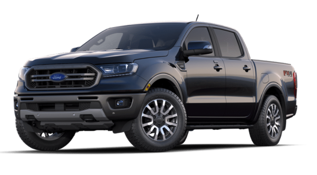 New 2020 Ford Ranger Lariat Truck T00126 in Fort Wayne, IN